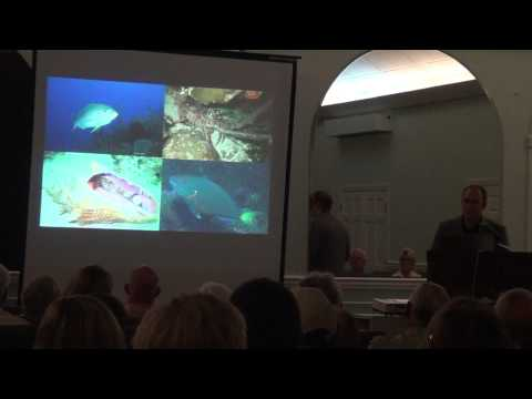 Steven Box: Solving the Jigsaw Puzzles in the Sea: The Science Behind Placing Marine Protected Areas