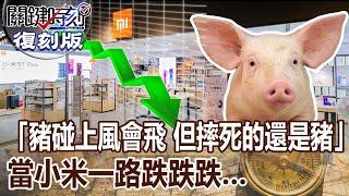 【關鍵復刻版】「豬碰上風會飛 但摔死的還是豬」 當小米一路跌跌跌… 20160510 全集劉寶傑