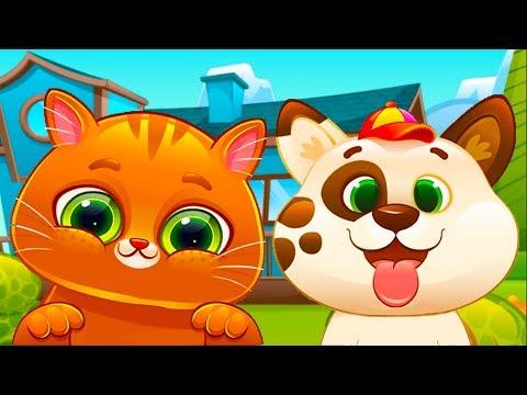 КОТЕНОК БУБУ #67 ПЕСИК ДУДУ - мультик игра про виртуального питомца для детей #пурумчата