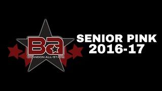 Brandon Senior Pink 2016-17 (Audio)