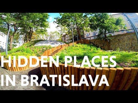 HIDDEN PLACES IN BRATISLAVA