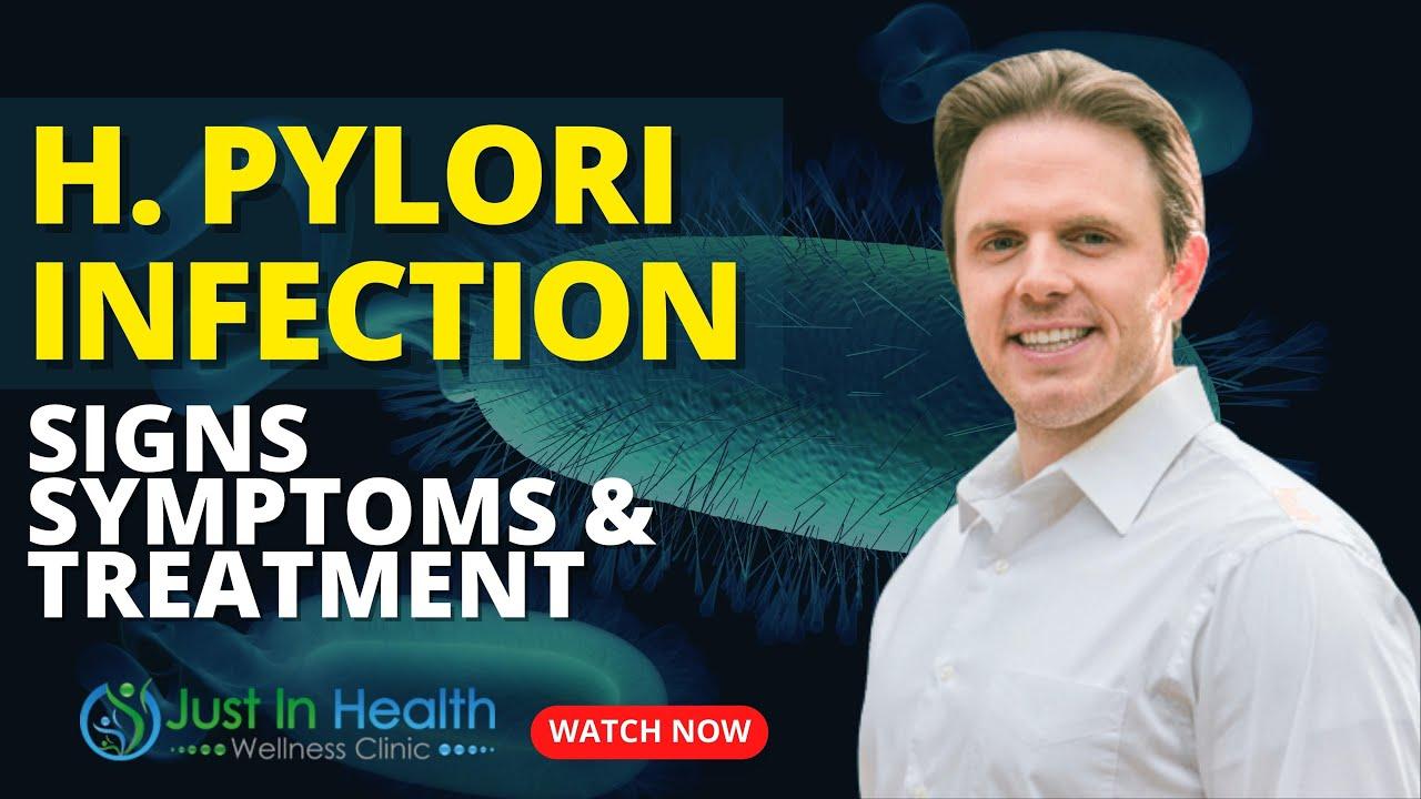 h pylori symptoms