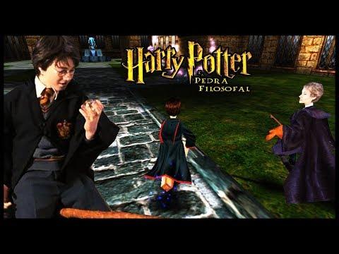 VOANDO NA VASSOURA - Harry Potter e a Pedra Filosofal #2
