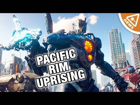 Pacific Rim Uprising Trailer Breakdown! (Nerdist News w/ Jessica Chobot)