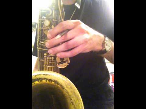Greg Fishman Gives Tips For Improving Your Saxophone Technique