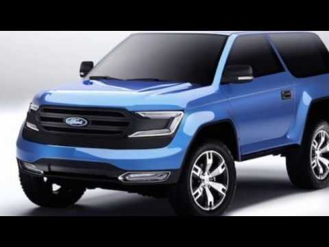 2019 Ford Bronco Specs Release Youtube