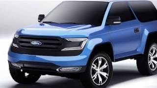2019 Ford Bronco Specs, Release