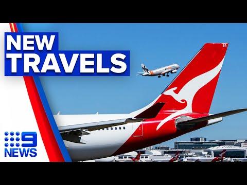 Coronavirus: Qantas to fly new routes for cheaper when travel reopens | 9 News Australia