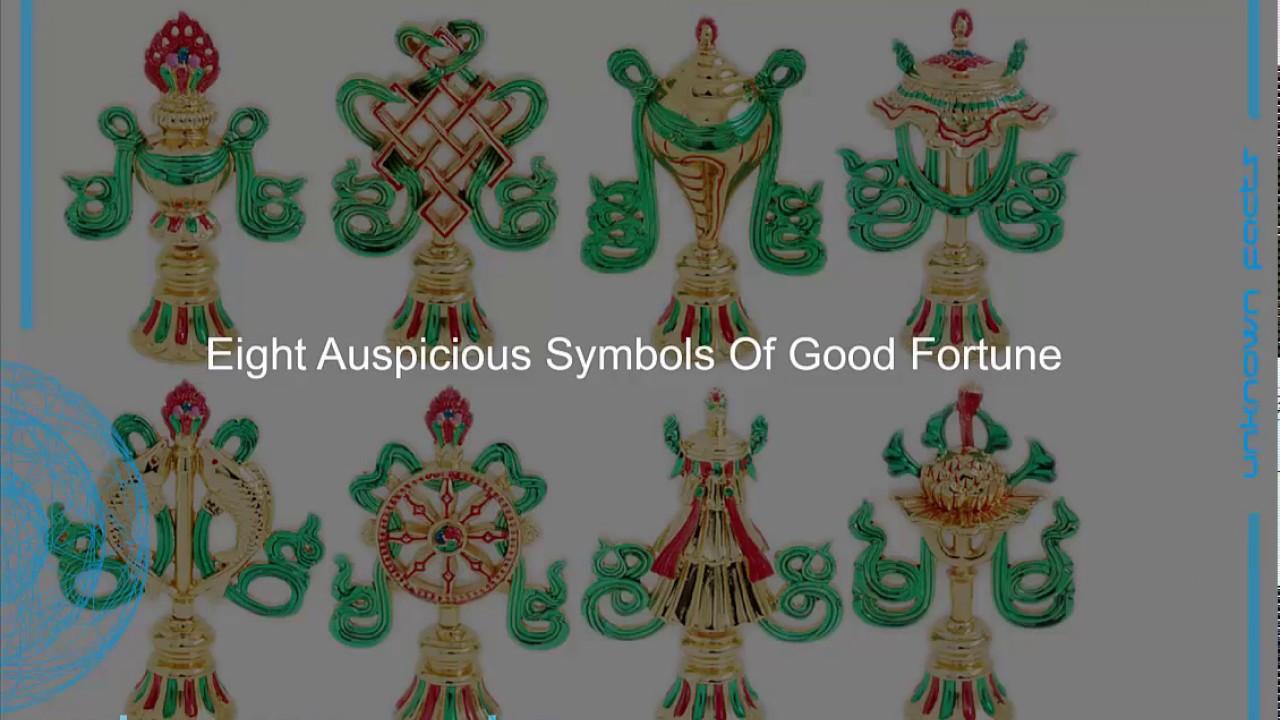 8 auspicious symbols of good fortune youtube 8 auspicious symbols of good fortune biocorpaavc Gallery