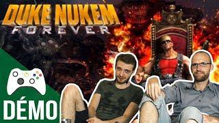 Démo Duke Nukem Forever (FR) (Xbox 360)