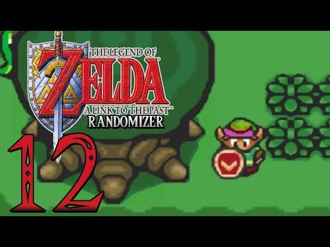 Zelda: A Link to the Past Randomizer [12] - CAN'T TOUCH THIS