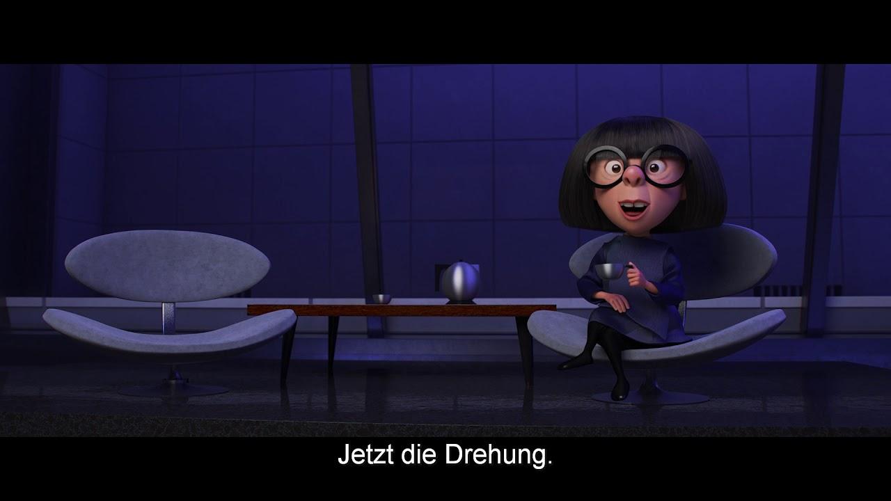 Die Unglaublichen Zeichentrickfilm Helen