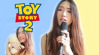 When She Loved Me Cover - Disney's Toy Story 2  (With my childhood doll)  l Lois Lau