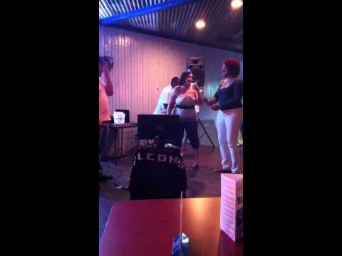 Karaoke at Gatas
