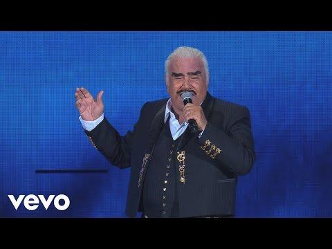 Vicente Fernández - La Diferencia (En Vivo)[Un Azteca en el Azteca]
