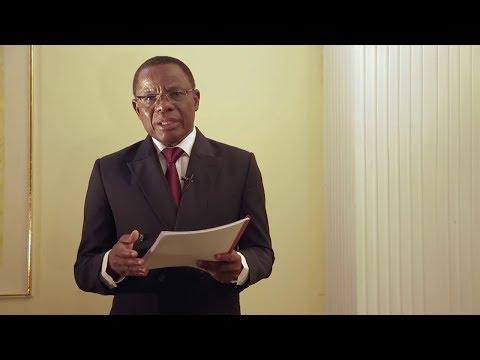 Première déclaration de Maurice KAMTO après la proclamation des résultats de la présidentielle