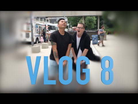 WHEN WE GOT TRAPPED ON THE SUBWAY - VLOG 8 | GENUINELY GAGE