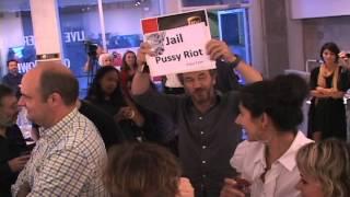 Интерес к Pussy Riot в Америке растет(Статья на странице Русской службы