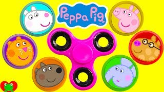Peppa Pig Fidget Spinner Game