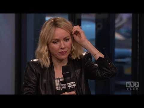 "Naomi Watts Discusses The Film ""The Book Of Henry"""