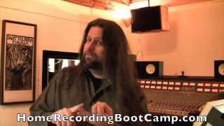 Recording Boot Camp:  What is Mastering and a what does a mastering engineer do