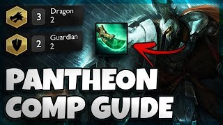 PANTHEON COMP GUIDE - 3 DRAGONFLEX GUARDIAN COMPS AND HOW TO USE THEM