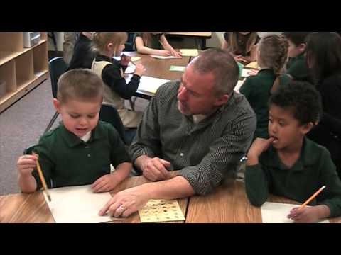 Kindergarten David Matteson Monitoring Progress