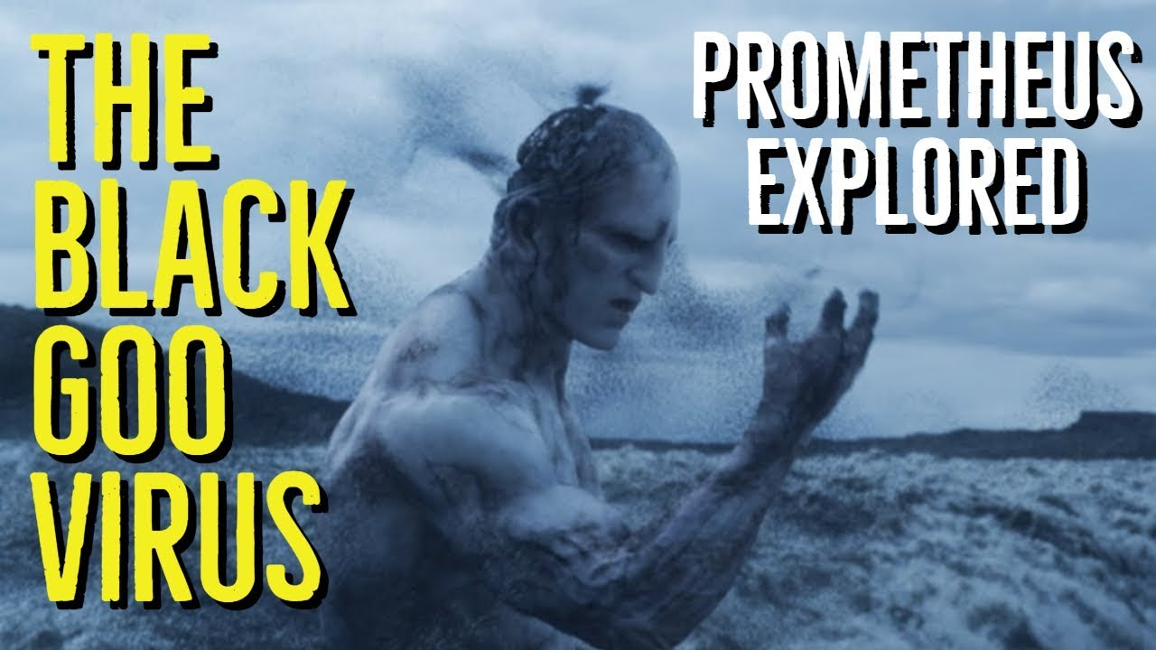 REAL CORONAVIRUS? The BLACK GOO VIRUS (PROMETHEUS Explored)