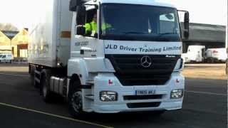 JDL HGV Class 1 Reserving exercise (Head on View) JLD Training (Banbury)