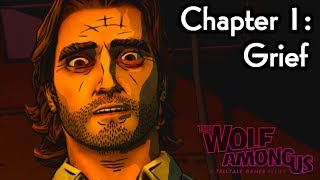 The Wolf Among Us Gameplay Walkthrough - Episode 2: Smoke and Mirrors ¦ Chapter 1: Grief [HD]