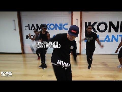 Justin Bieber  What Do You Mean  Kenny Wormald Masterclass Ikonic Dance Atlanta