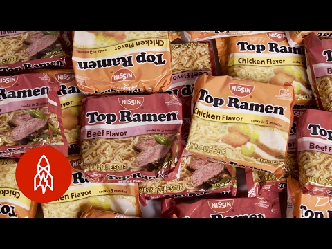 How Instant Ramen Became An Overnight Success