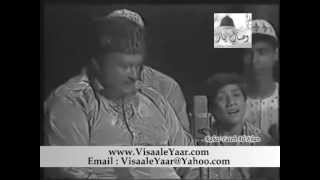 URDU NAAT(Ya Nabi Noor Ho Tum)NUSRAT FATEH ALI KHAN.BY Visaal