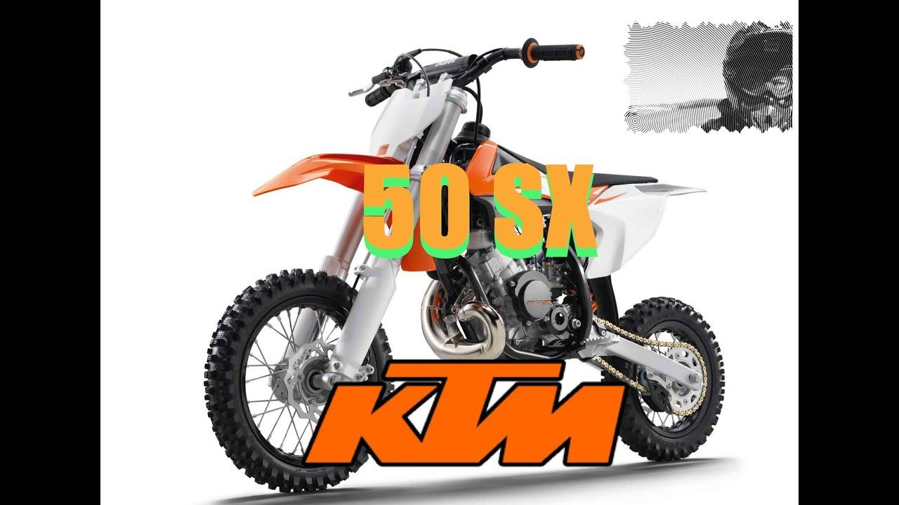 2016 KTM 50 SX - Review