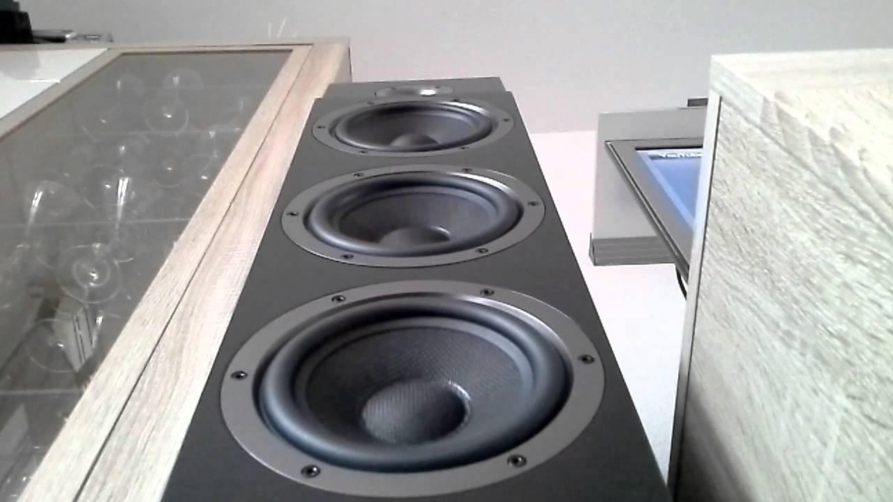 teufel t500 mk ii playin 39 bass i love u youtube. Black Bedroom Furniture Sets. Home Design Ideas