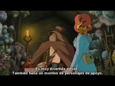 Disneycember 4 - Nausicaä (Sub Español)