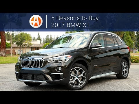2017 BMW X1 | 5 Reasons to Buy | Autotrader