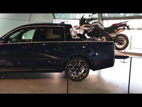 BMW X7 PickUp!!