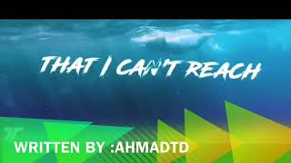 Alan Walker ft. Halsey - Ghost (Lyric Video) - Mashup-AhmadTD of