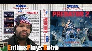 EnthusPlays Retro: Predator 2 (Sega Master System) #Retrogaming #SegaMasterSystem #Retro #LetsPlay