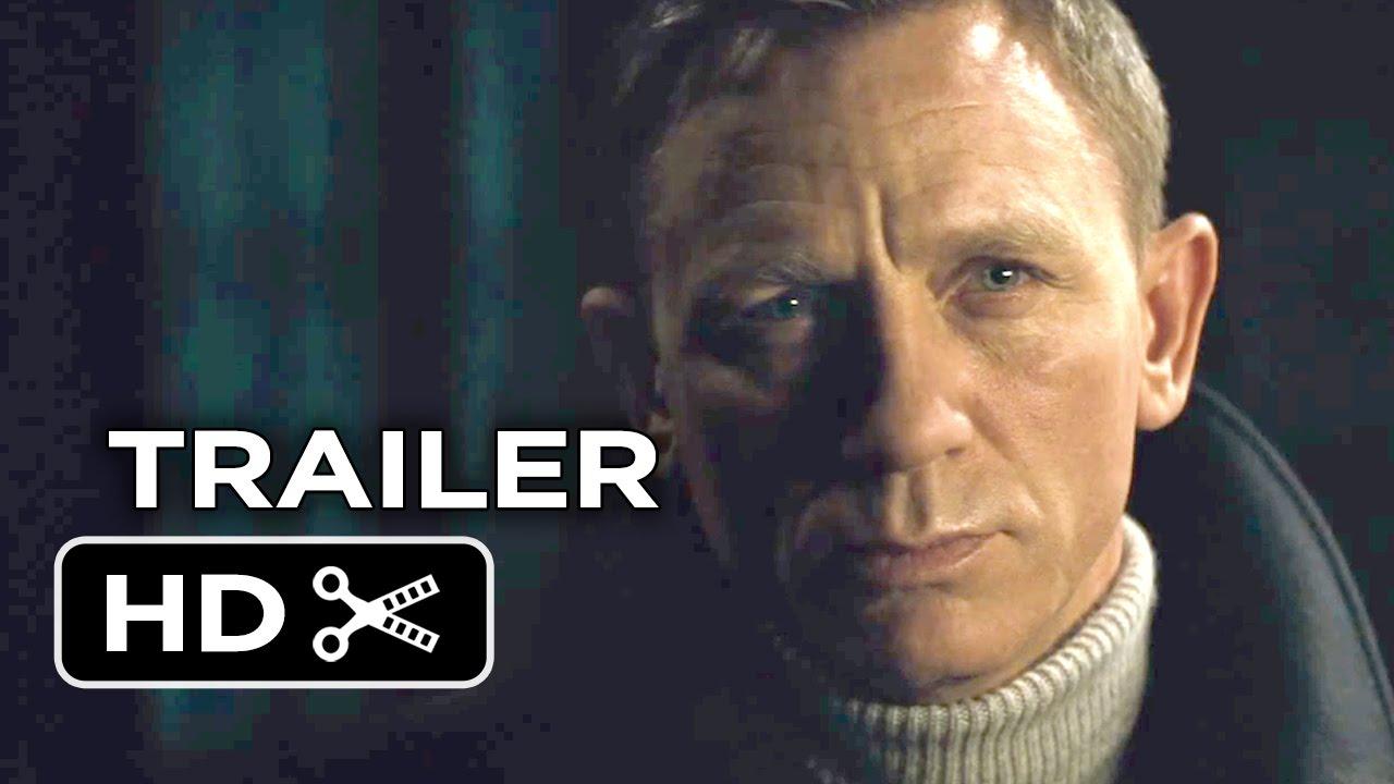 Spectre Official Teaser Trailer 1 2015 Daniel Craig Movie Hd