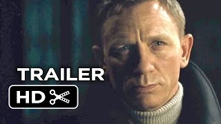 Spectre Official Teaser Trailer #1 (2015) - Daniel Craig Movie HD thumbnail