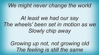 Sick Of It All - Chip Away Lyrics