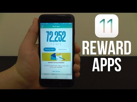 Best Reward Apps for iOS 11 - Earn Gift Cards & Cash Rewards with iOS 11!