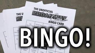 Get your BroadwayCon Bingo Card!