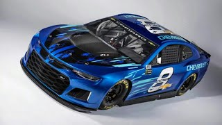 (NASCAR Heat 2) My 2018 Custom Cars