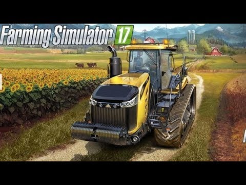 Farming Simulator 2017 PS4 part 1 NEW BEGINNINGS