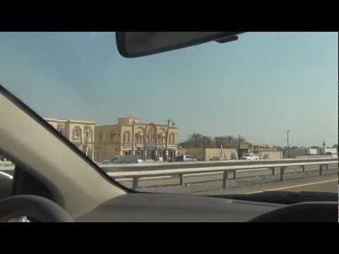 UAE to Oman Border Crossing