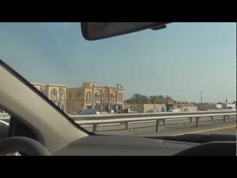 UAE to Oman Border Crossing