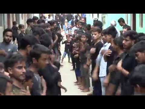 satwi-ka-joloos-kareempur- -जुलूसे-सातवीं-करीमपुर- -7-moharram-kareempur-jalalpur